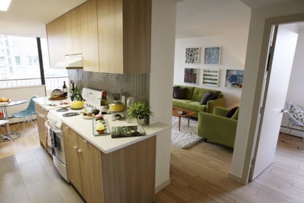 Superior Interior Of PaPa Apartments For Rent