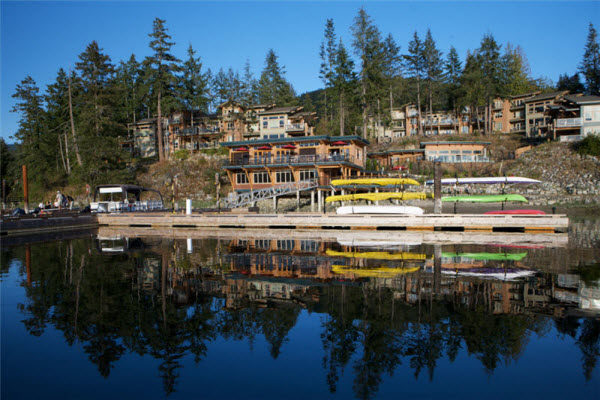 Painted Boat Resort For Sale