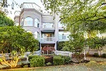 KERRISDALE CONDO FOR SALE IN VANCOUVER - 2-Bed apartment for sale at 201 - 2210 West 40th Avenue