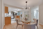 KITSILANO CONDO FOR SALE IN ARBUTUS WALK - Apartment for sale at 207 - 2137 West 10th Avenue, Vancouver