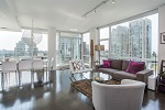 YALETOWN CONDO FOR SALE IN POMARIA - Apartment for sale at 905 - 1455 Howe Street, Vancouver